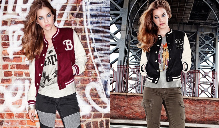 Now These Varsity Jackets Are