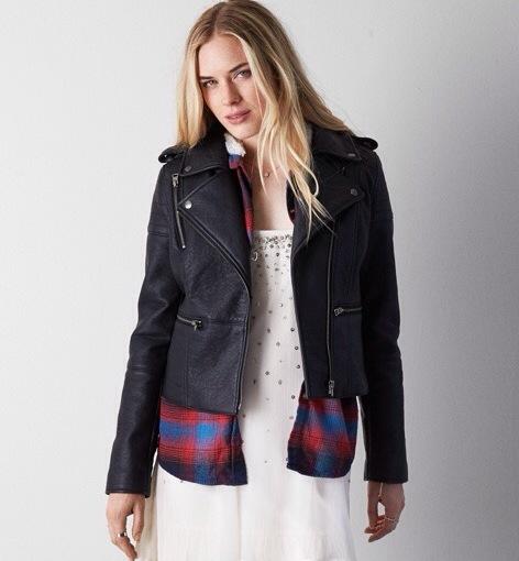 Wardrobe Necessity: The LeatherJacket