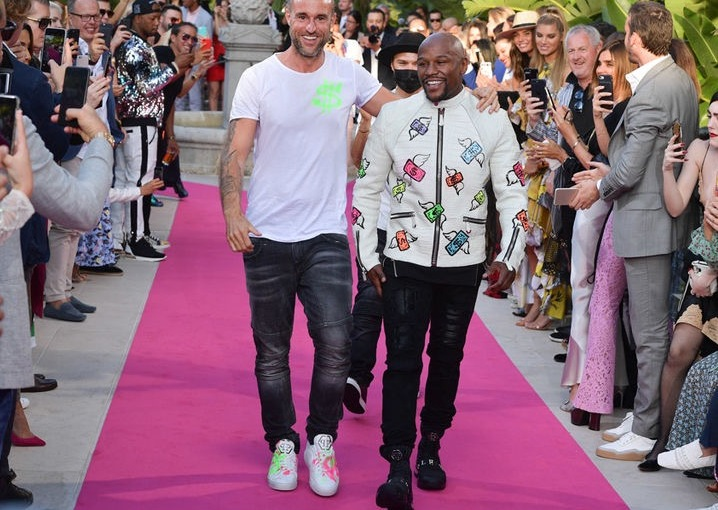 Philipp Plein to Dress Floyd Mayweather For Boxing Match vs Conor McGregor