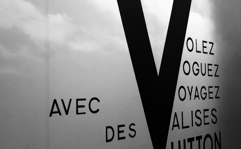 Louis Vuitton Volez, Voguez, VoyagezExhibit