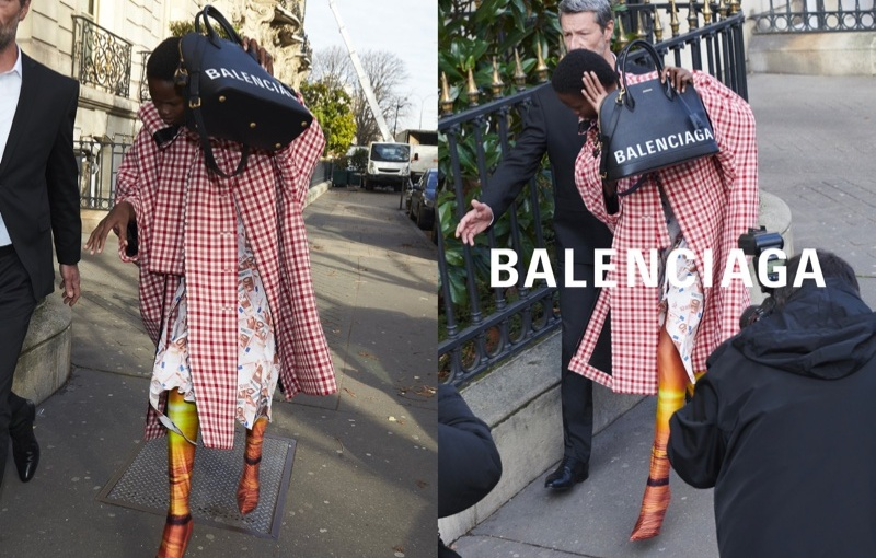 Paparazzi Campaigns: Balenciaga vsYeezy