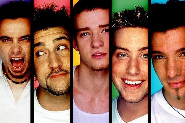 Dirty Pop-Up: *NSYNC to Drop New Merch at Immersive LA Pop-Up