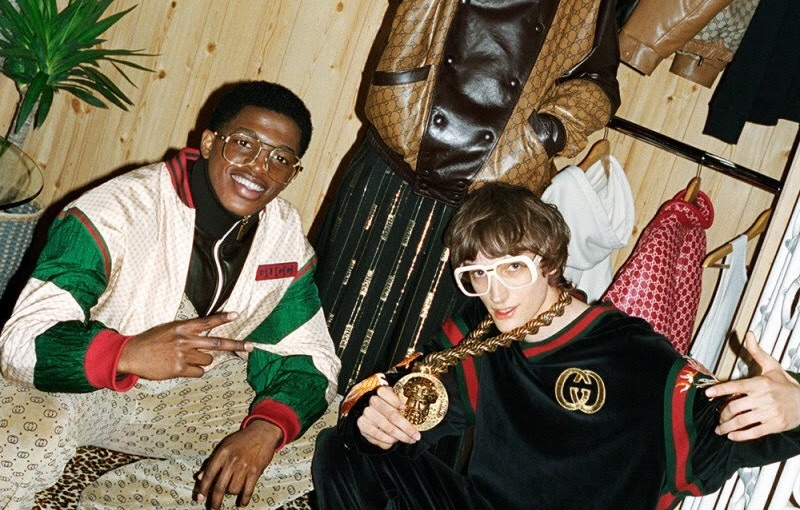 The Highly Anticipated Gucci x Dapper Dan Collection HasArrived
