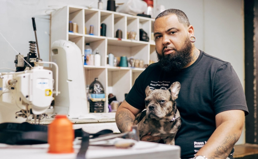 Bespoke Leather Craftsman Sheron Barber Speaks on Customization, The Future of DR14 and The Legacy He Wants to Leave Behind